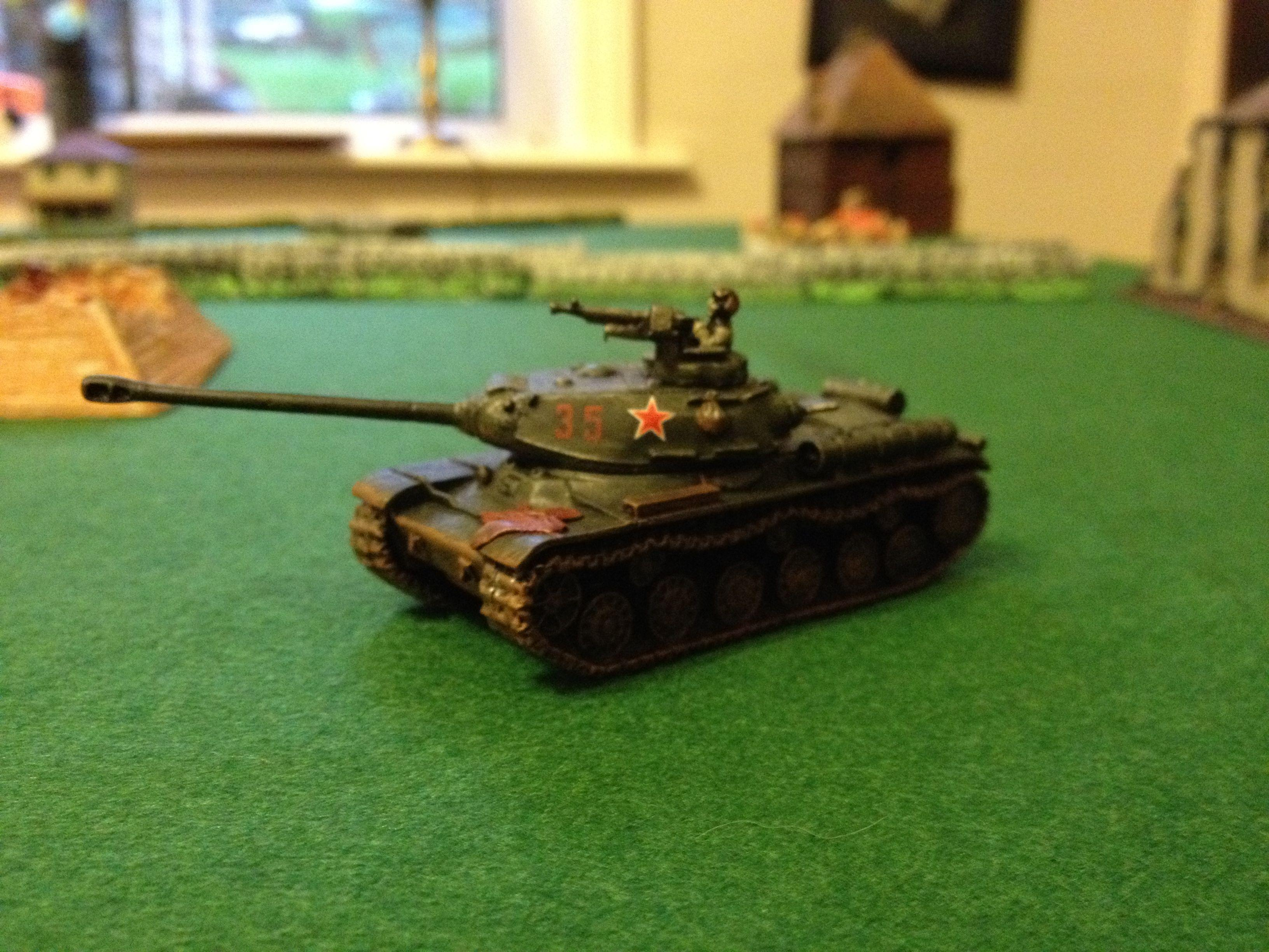 IS-2 HQ