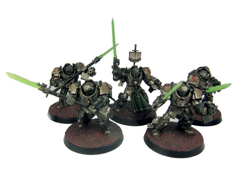 Grey Knights, Terminator Armor