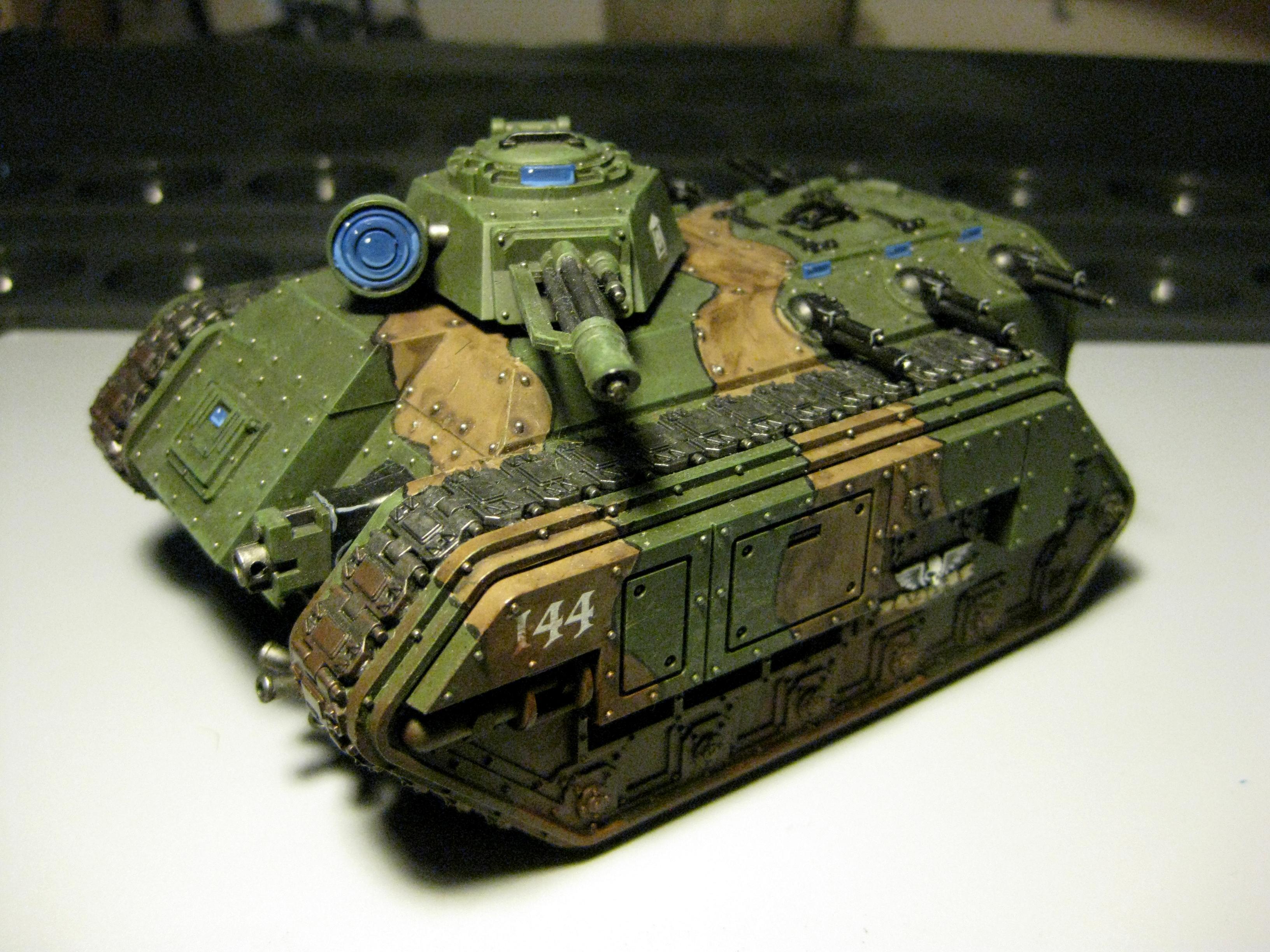 144, 2, Armored Fist, Astra Militarum, Camouflage, Chimera, Imperial Guard, Lycaeus Wrex, Pis, Transport, Warhammer 40,000, Wrex