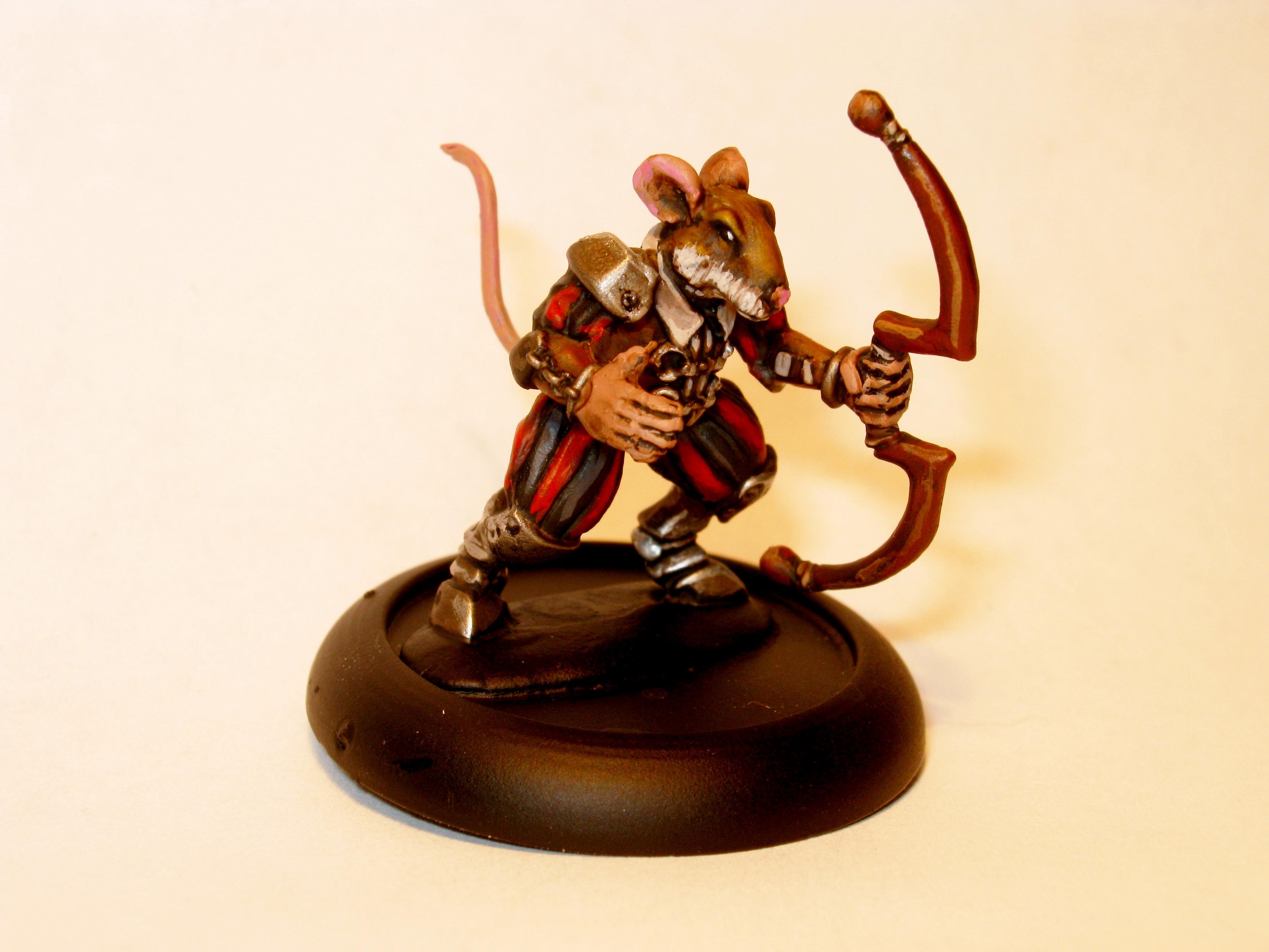 Brushfire, Mare-civitas, Mouse Conscript