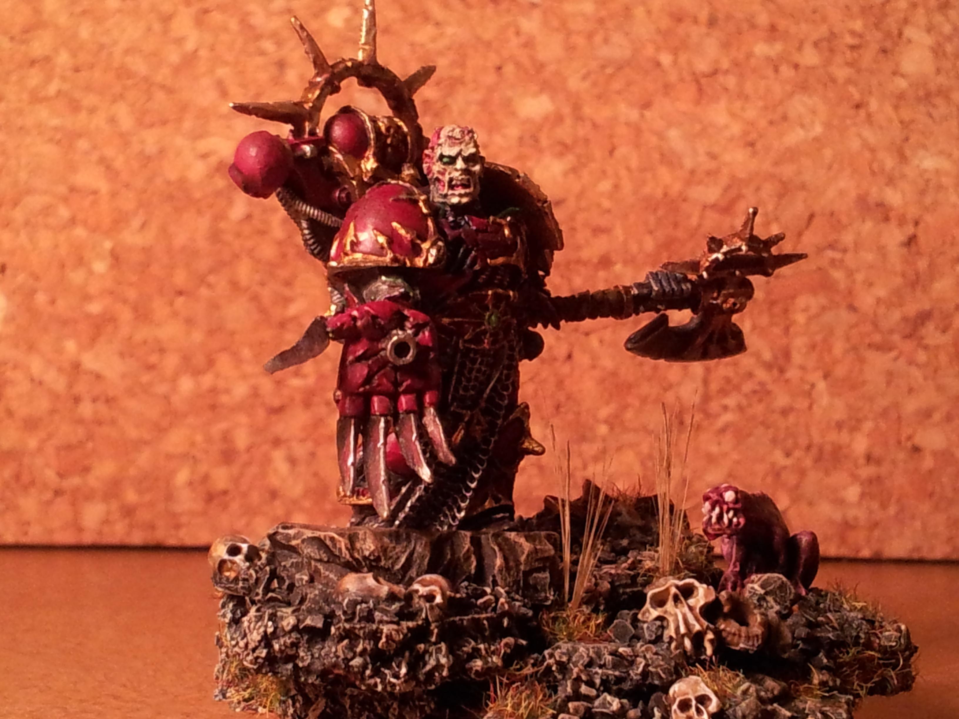 Blackheart, Chaos, Chaos Space Marines, Huron, Space Marines, Warhammer 40,000, Warhammer Fantasy
