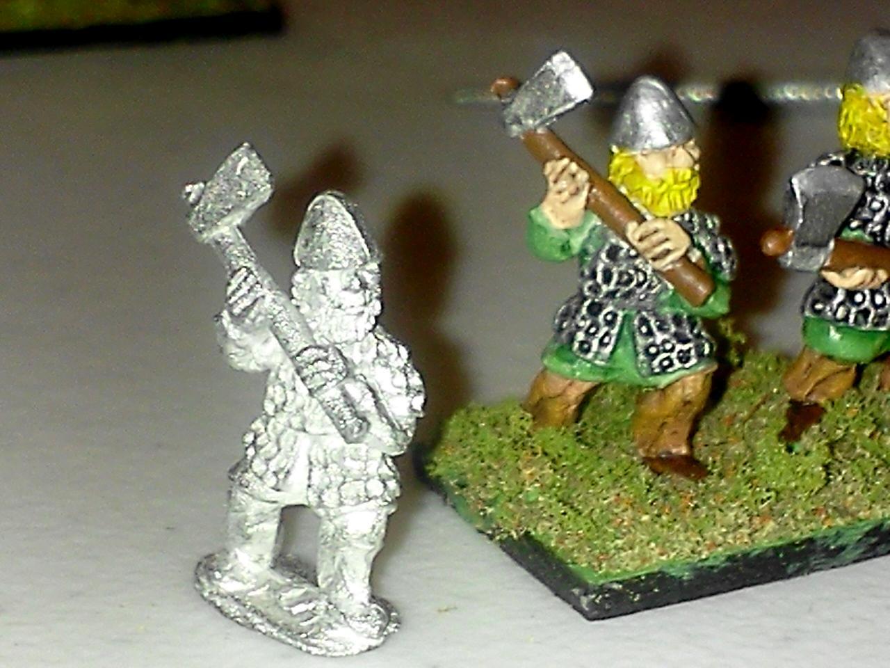 Axe, Blades, Dba, De Bellis Antiquitatis, Vikings