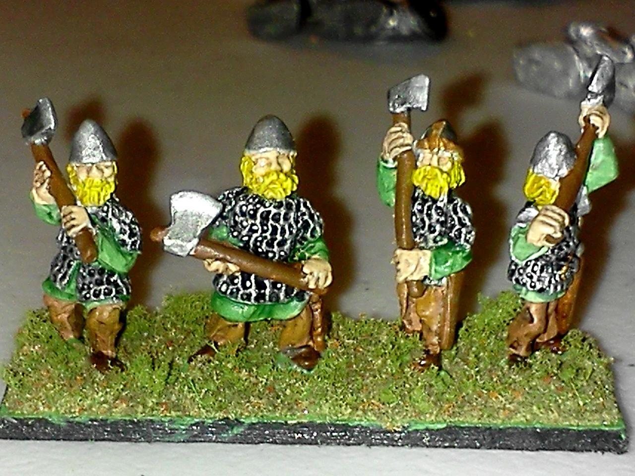 Axe, Blades, Dba, Vikings