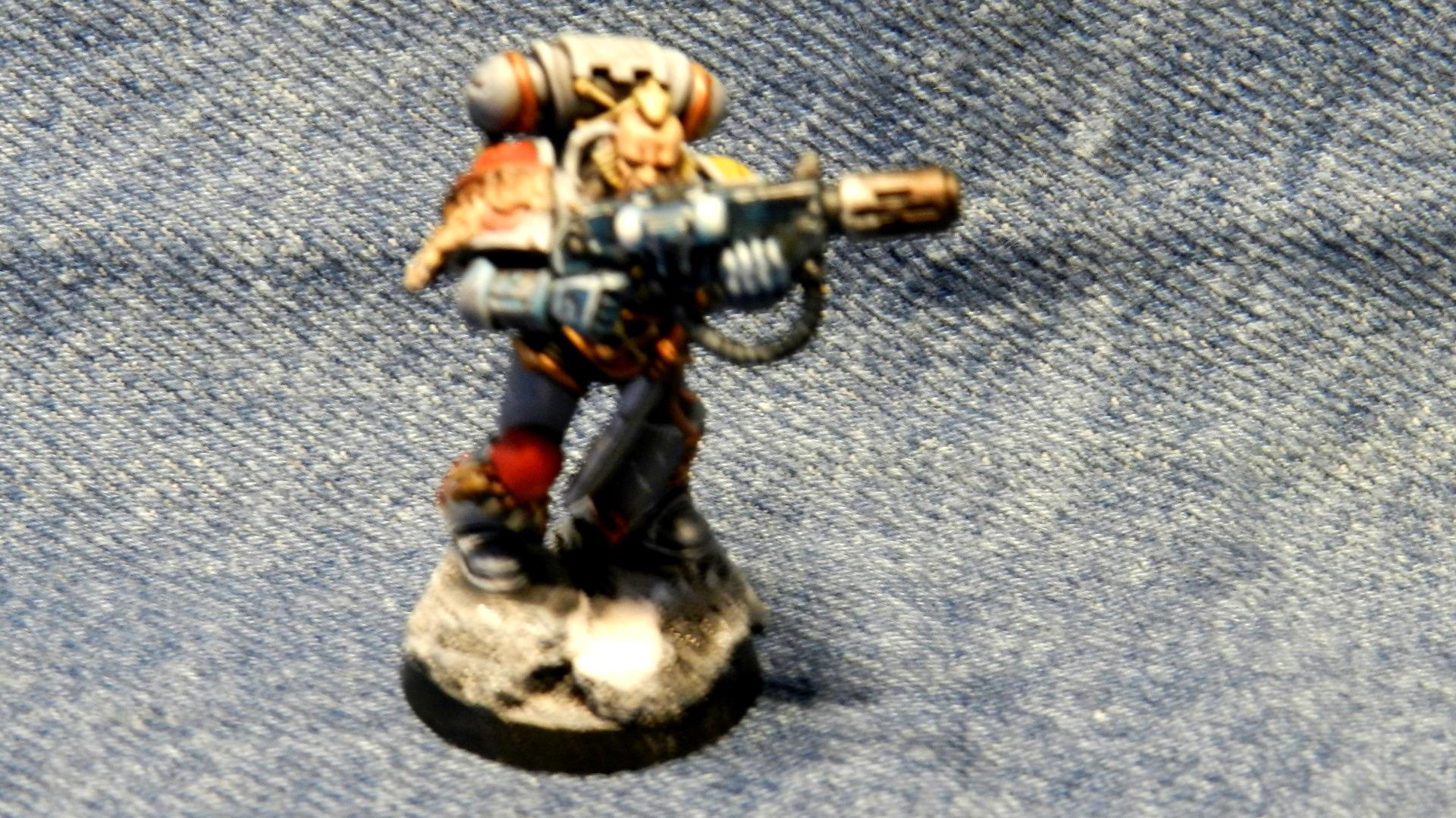 Grey Hunter, Motw, Snow, Space Wolves, Warhammer 40,000, Wolf Guard, Wulfen