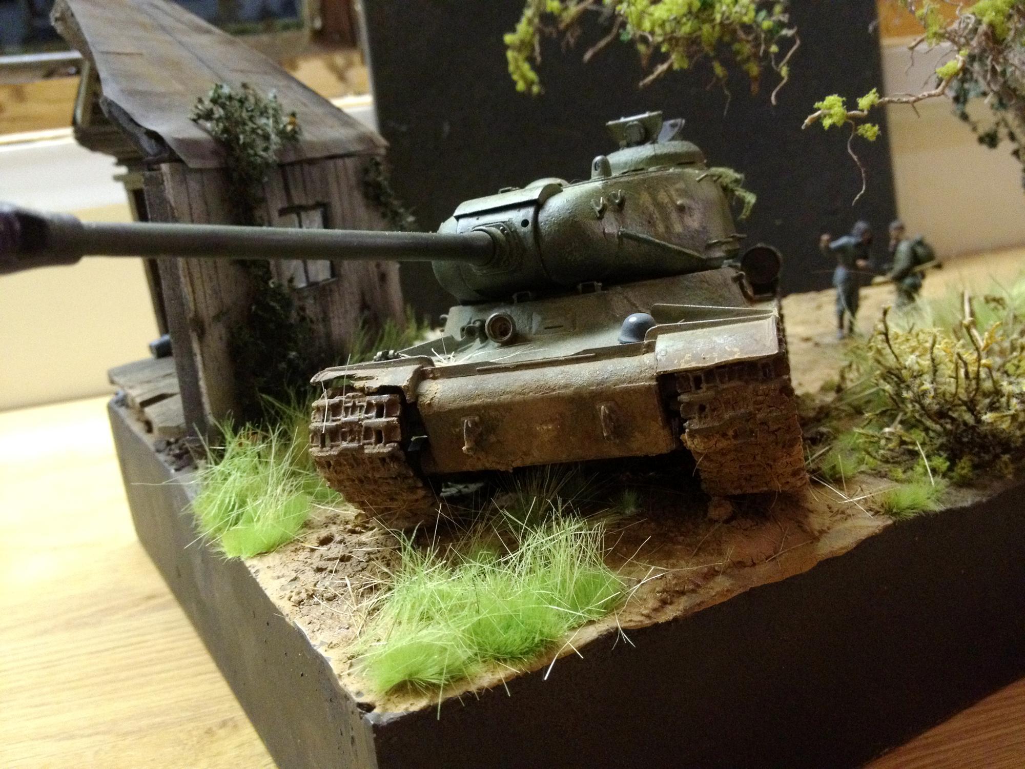Is-2, Russians, Soviet, Tank, World War 2