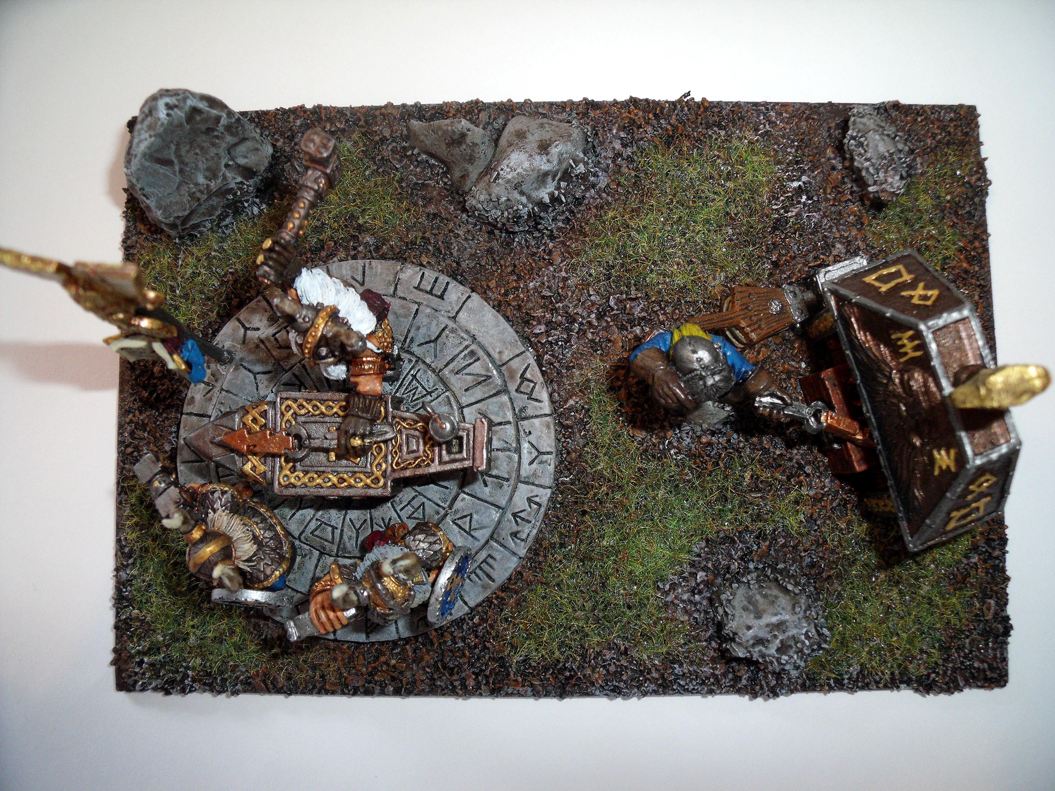 Anvil Of Doom, Dwarves, Thorek, Warhammer Fantasy