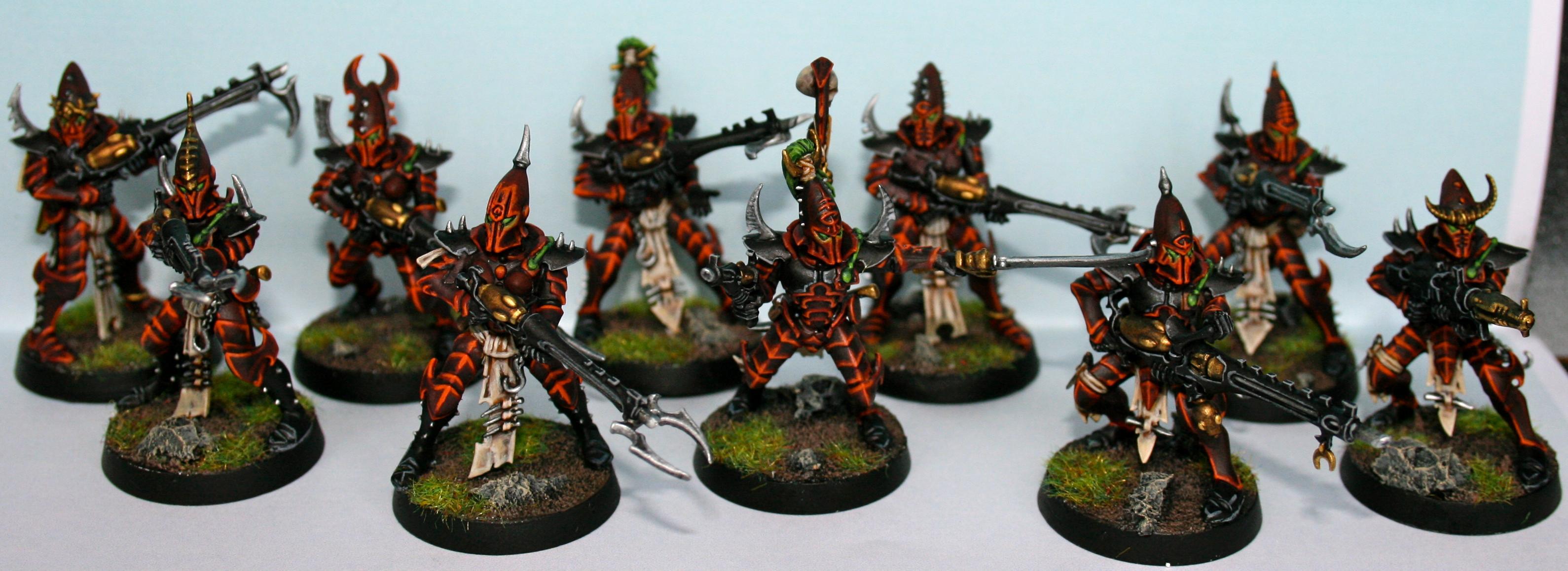Dark Eldar, Kabalite Warriors