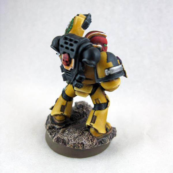 Imperial Fists, Space Marines, Spcae Marine, Tactical