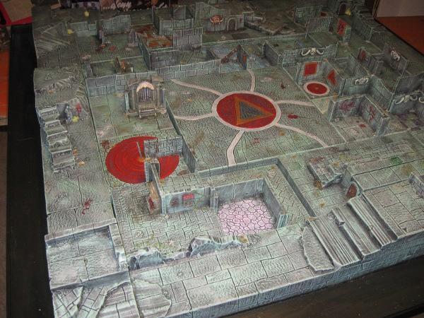 Board, Game, Terrain