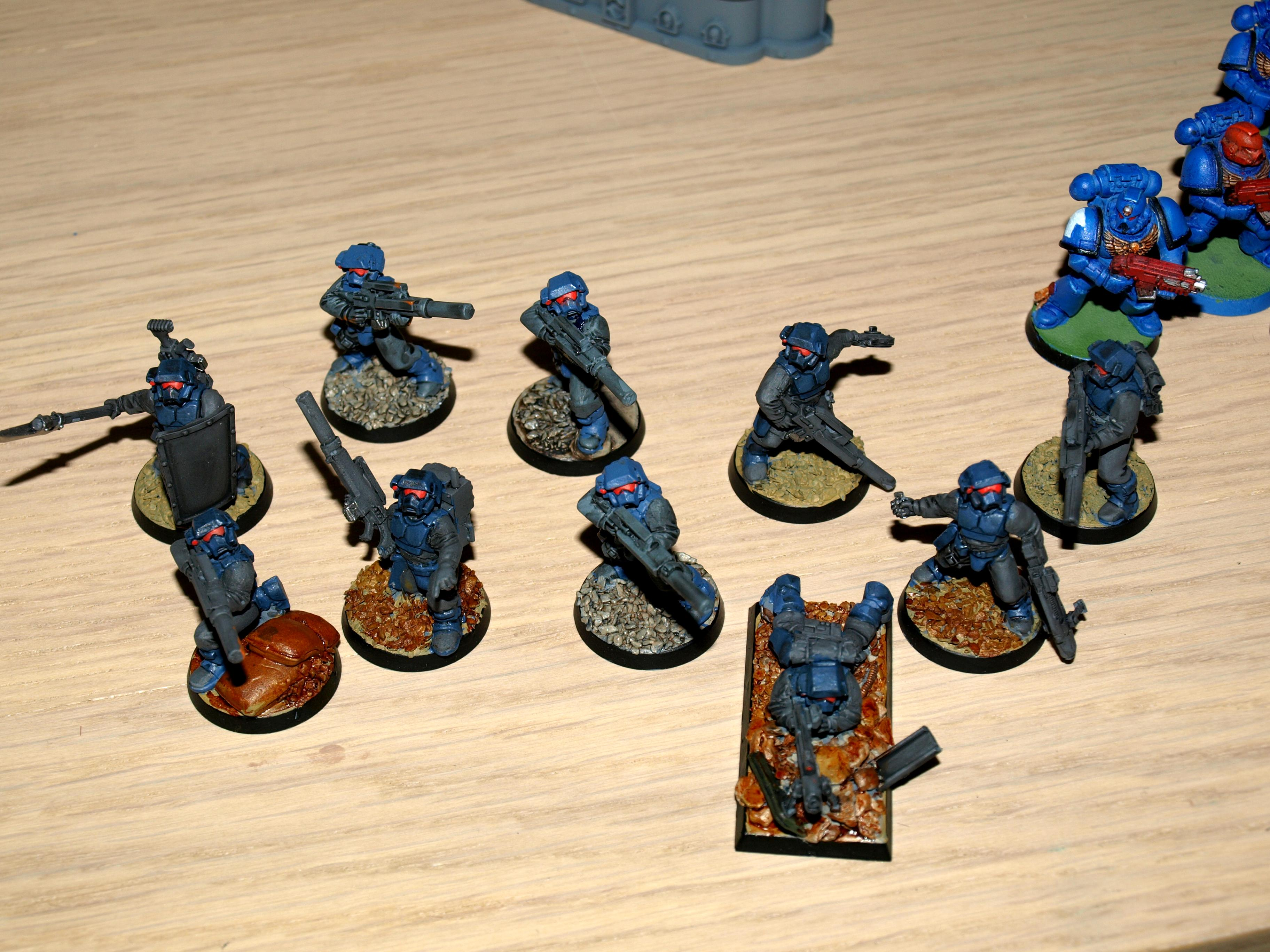 Conversion, Imperial Guard, Imperial Guard Conversions, Pig Iron, Veteran