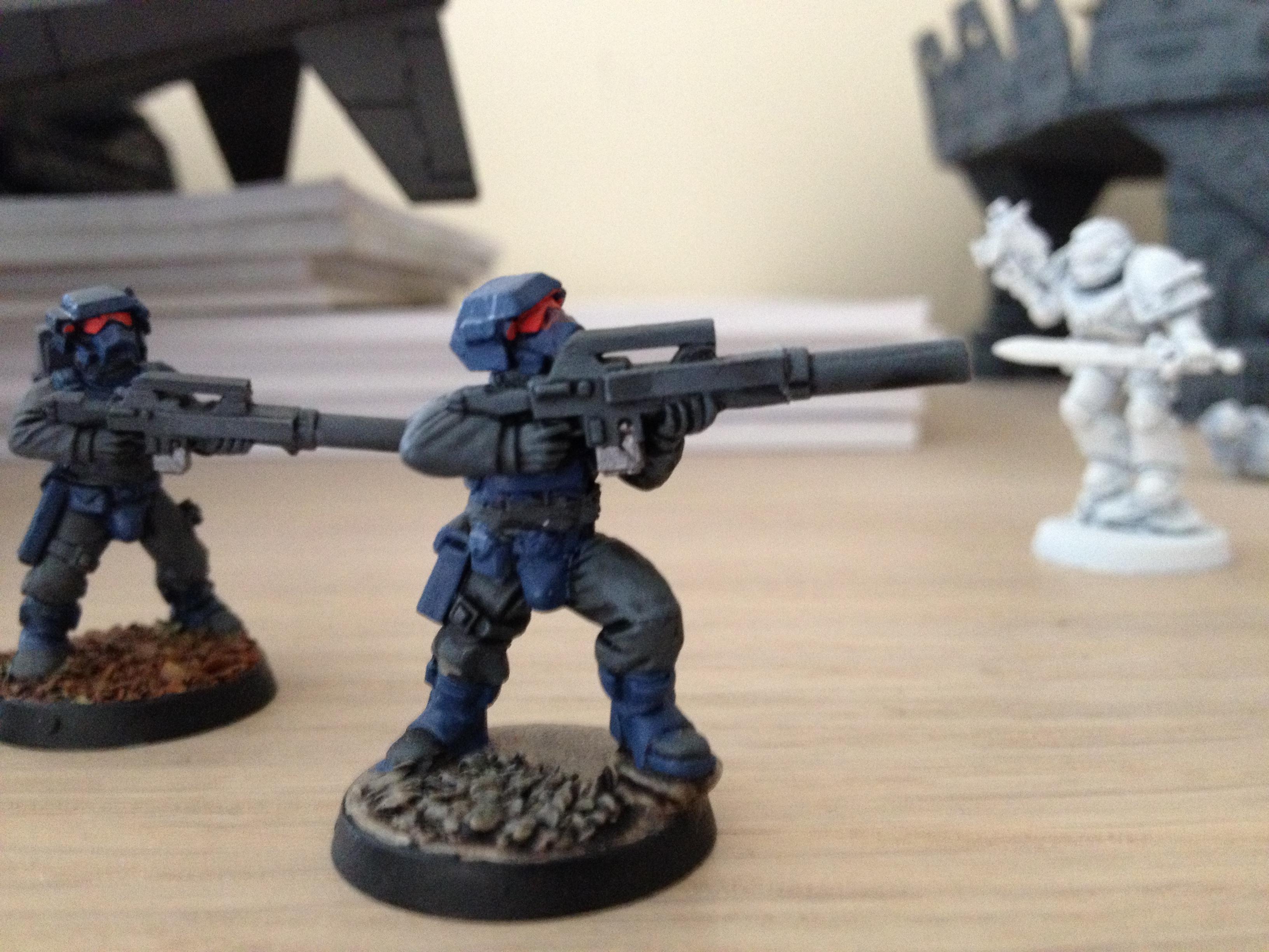 Conversion, Imperial Guard Conversions