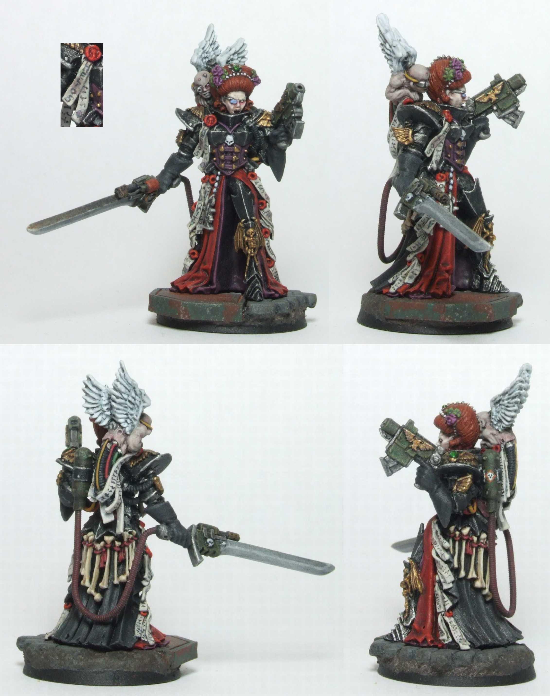 Conversion, Inq28, Inquisitor, Warhammer 40,000