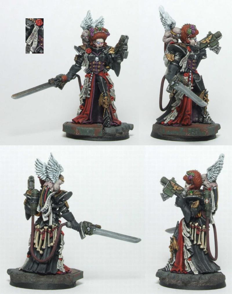 Conversion, Inq28, Inquisitor, Warhammer 40,000