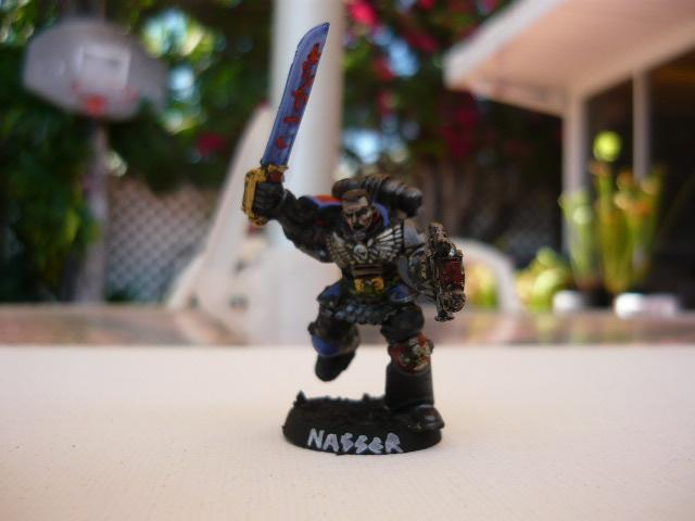 Cadians, Deathwatch, Librarian, Out Of Production, Rogue Trader, Space Marines, Starship Troopers