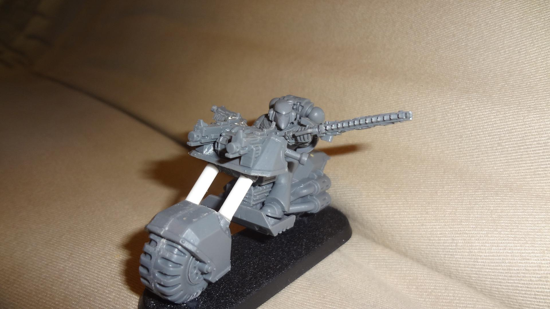 Apothecary with a pewter arm from old BA kit