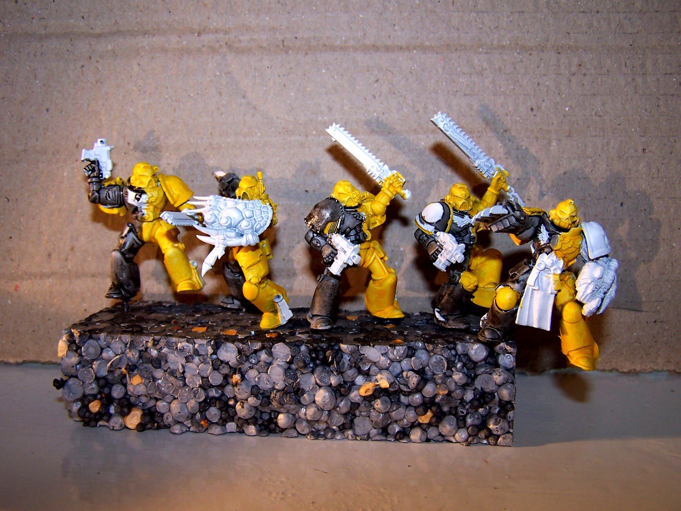Silvermk2, Space Marines, True-scale, Warp Dragons, Work In Progress