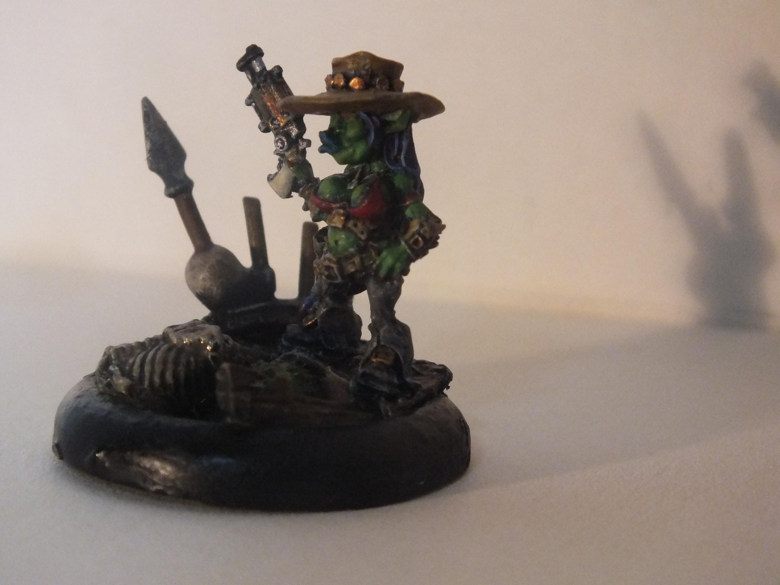 Gremlin, Malifaux, Orks, Outcasts