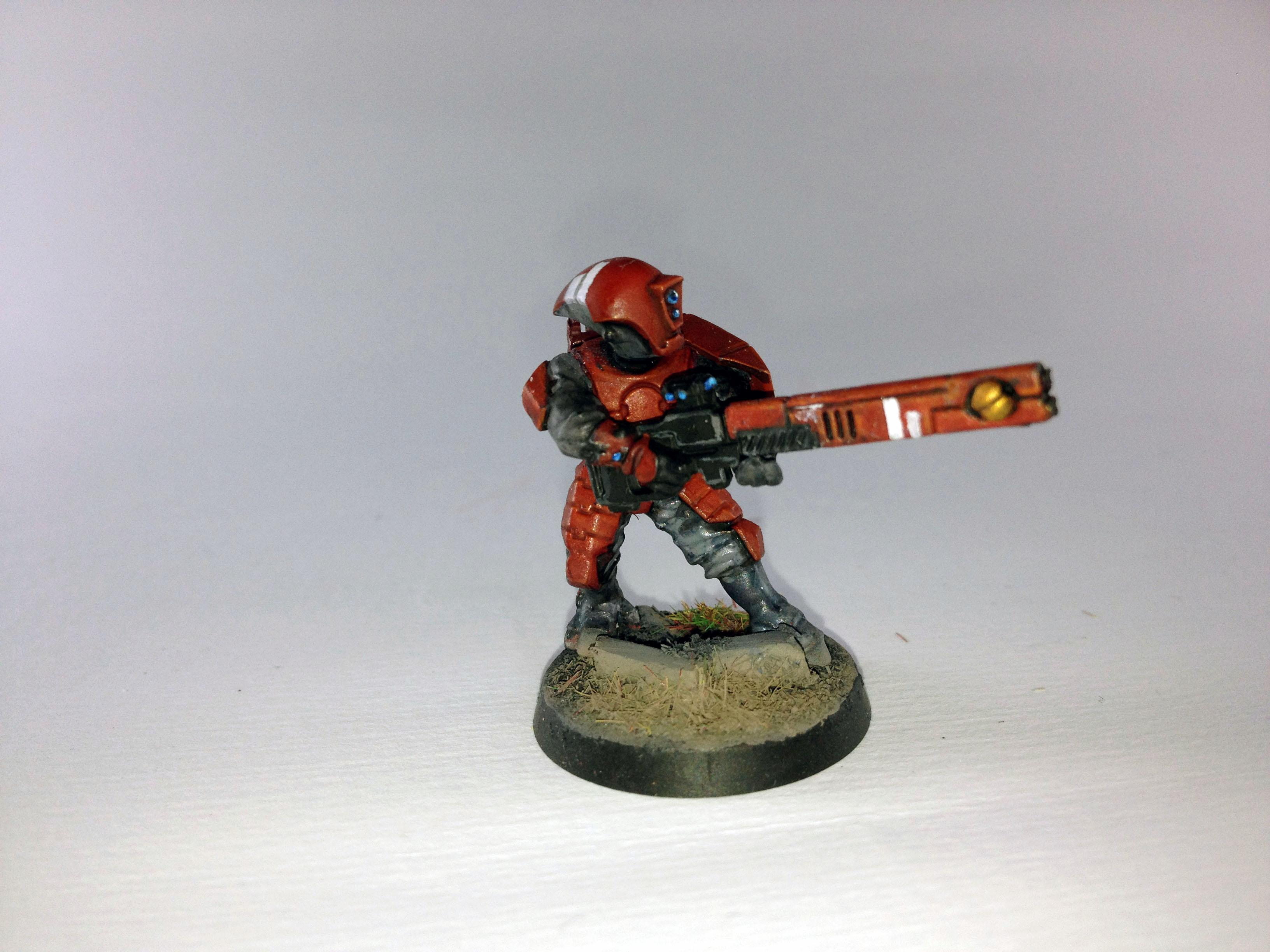 Fire Warriors, Tau, Warhammer 40,000