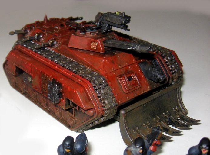Blood Pact, Chaos, Blood Pact  APC