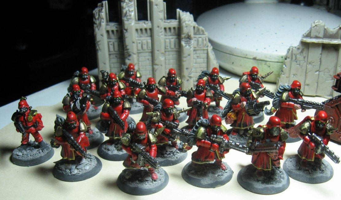 Blood Pact, Blood Pact Renegade Squads