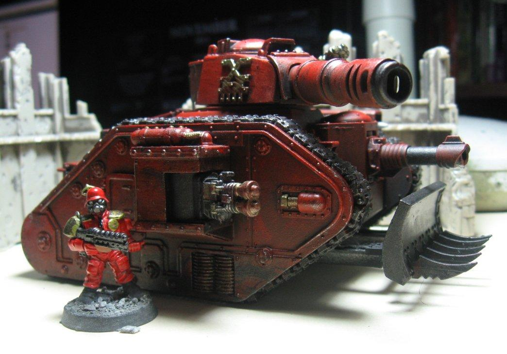 Blood Pact, Blood Pact Tank