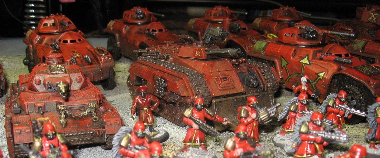 Blood Pact, Completed Blood Pact Renegade Squads