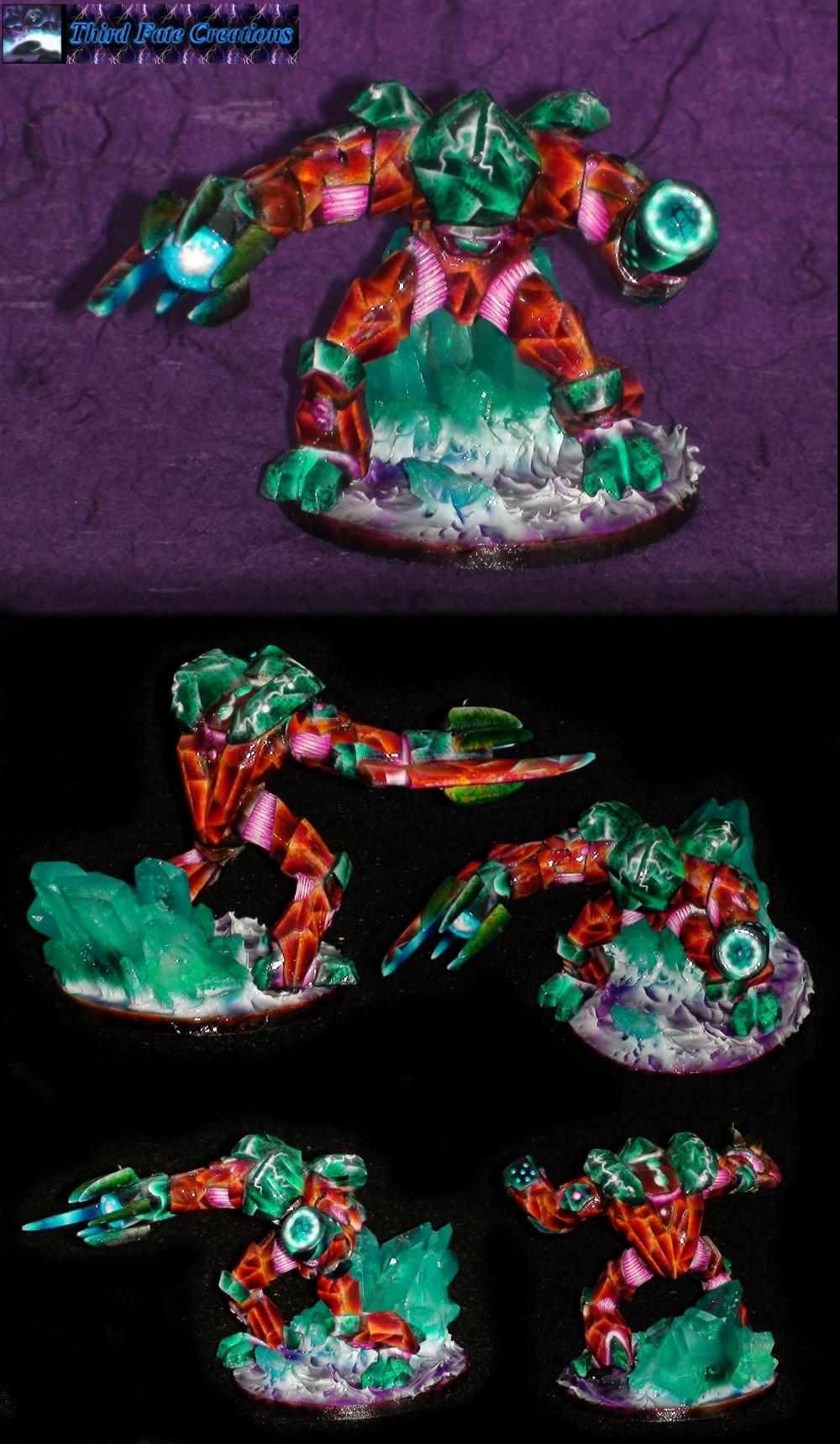 Airbrush, Amp, Ampsuit, Atropos907, Crystal, Glow, Object Source Lighting, Power Suit, Shard, Suit, Thirdfatecreations.com