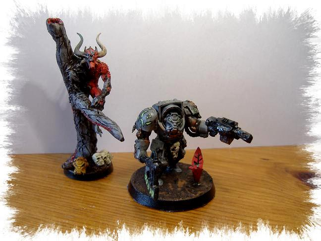 Rune Priest, Skyrar's Dark Wolves, Space Wolves