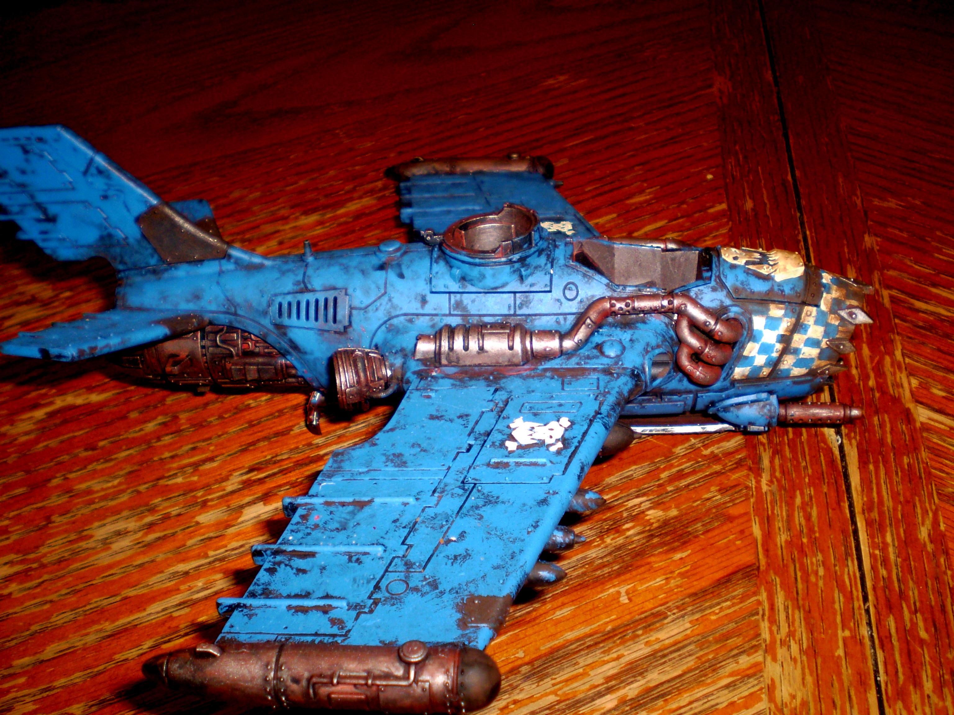 Bomber, Flyer, Orks, Ultranaut