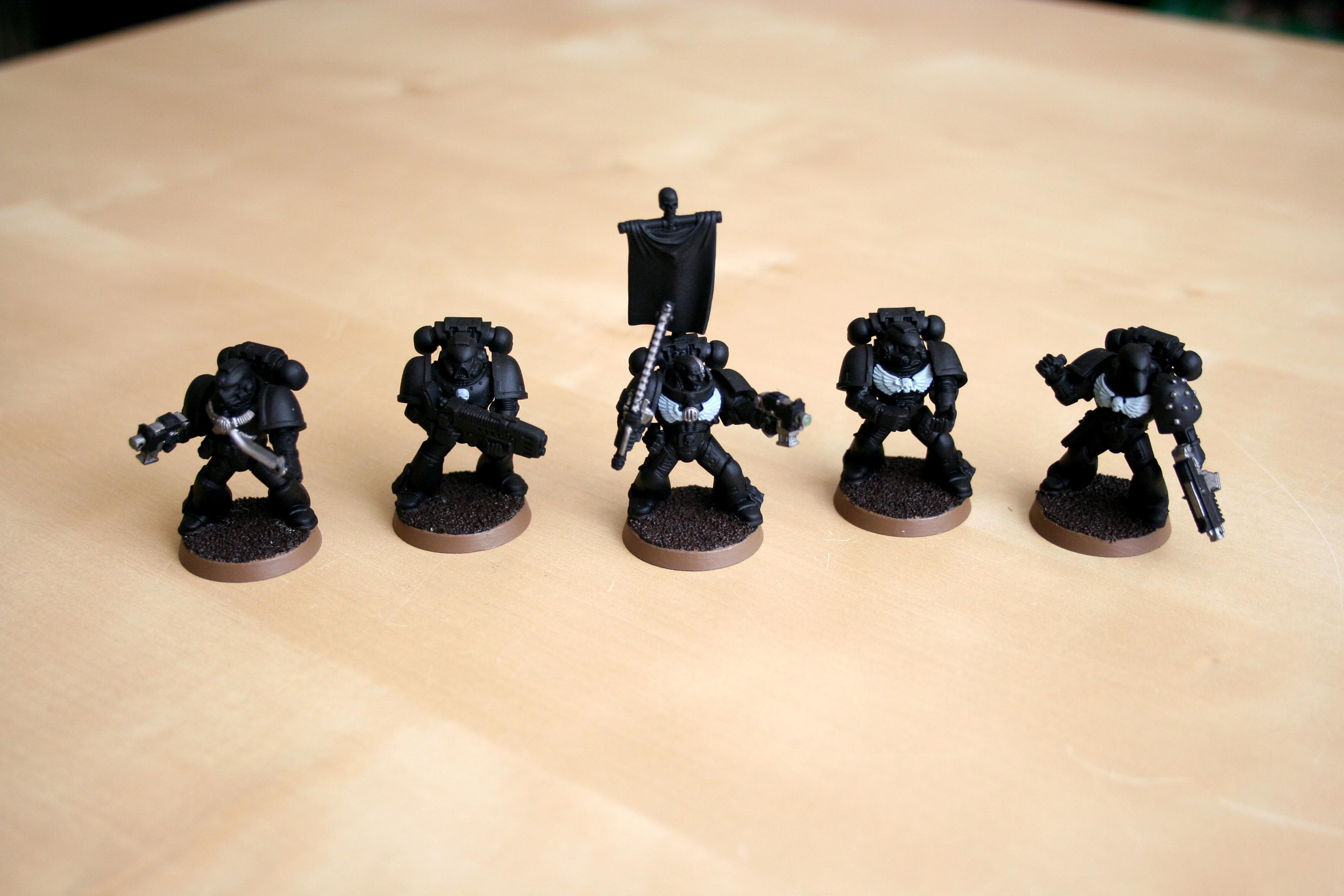 Raven Guard, Tactical Squad