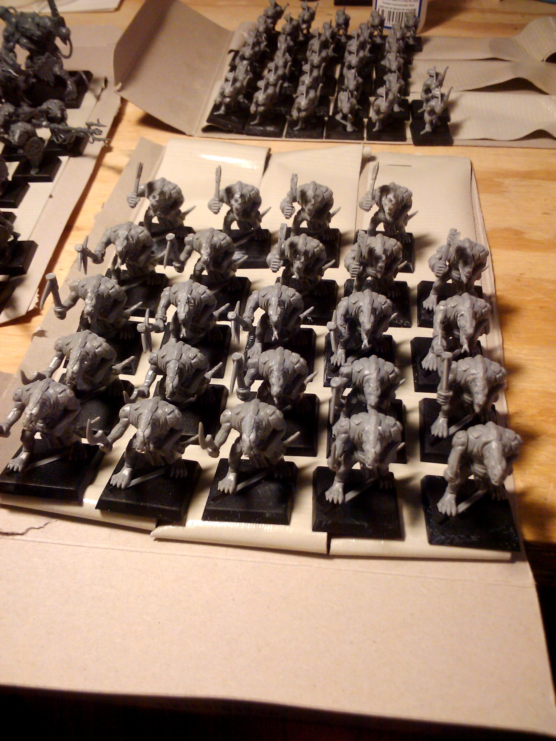 Build, Conversion, Games Workshop, Lizard, Lizardmen, Painting, Warhammer Fantasy
