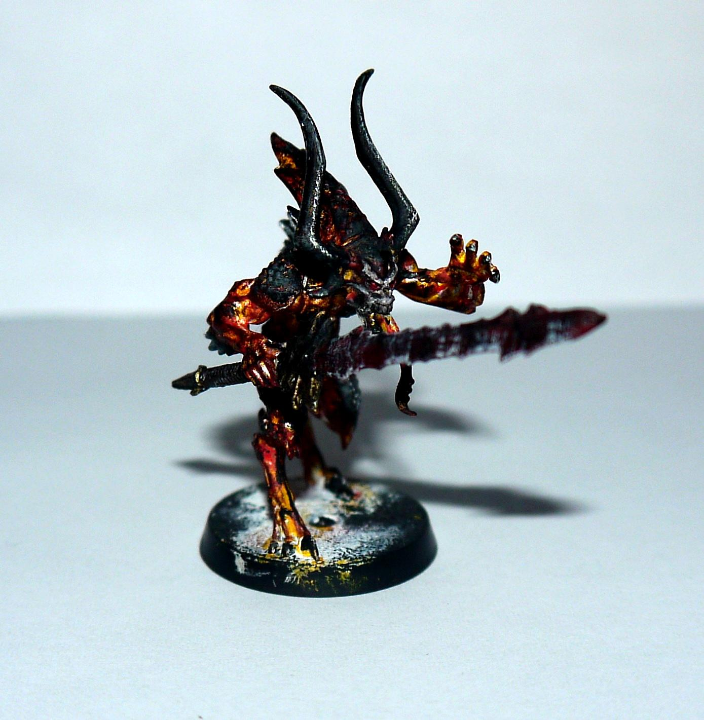 Bloodletters, Burn, Chaos