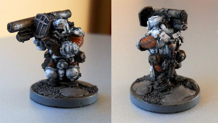 Forge Fathers, Mantic, Warpath
