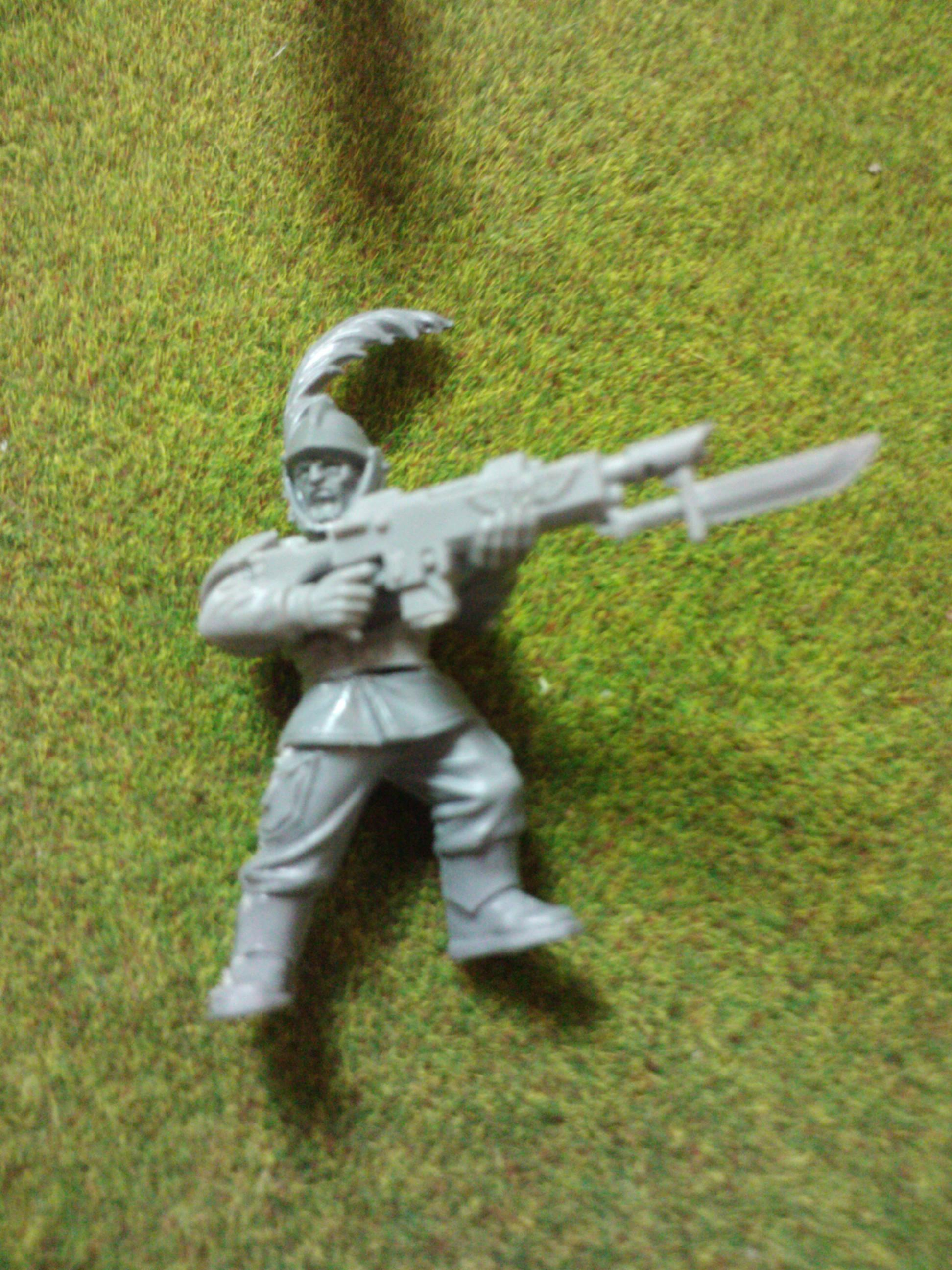 Build, Cadians, Conversion, Empire, Games Workshop, Imperial Guard, Painting, Pistolier, Project, Warhammer 40,000, Warhammer Fantasy