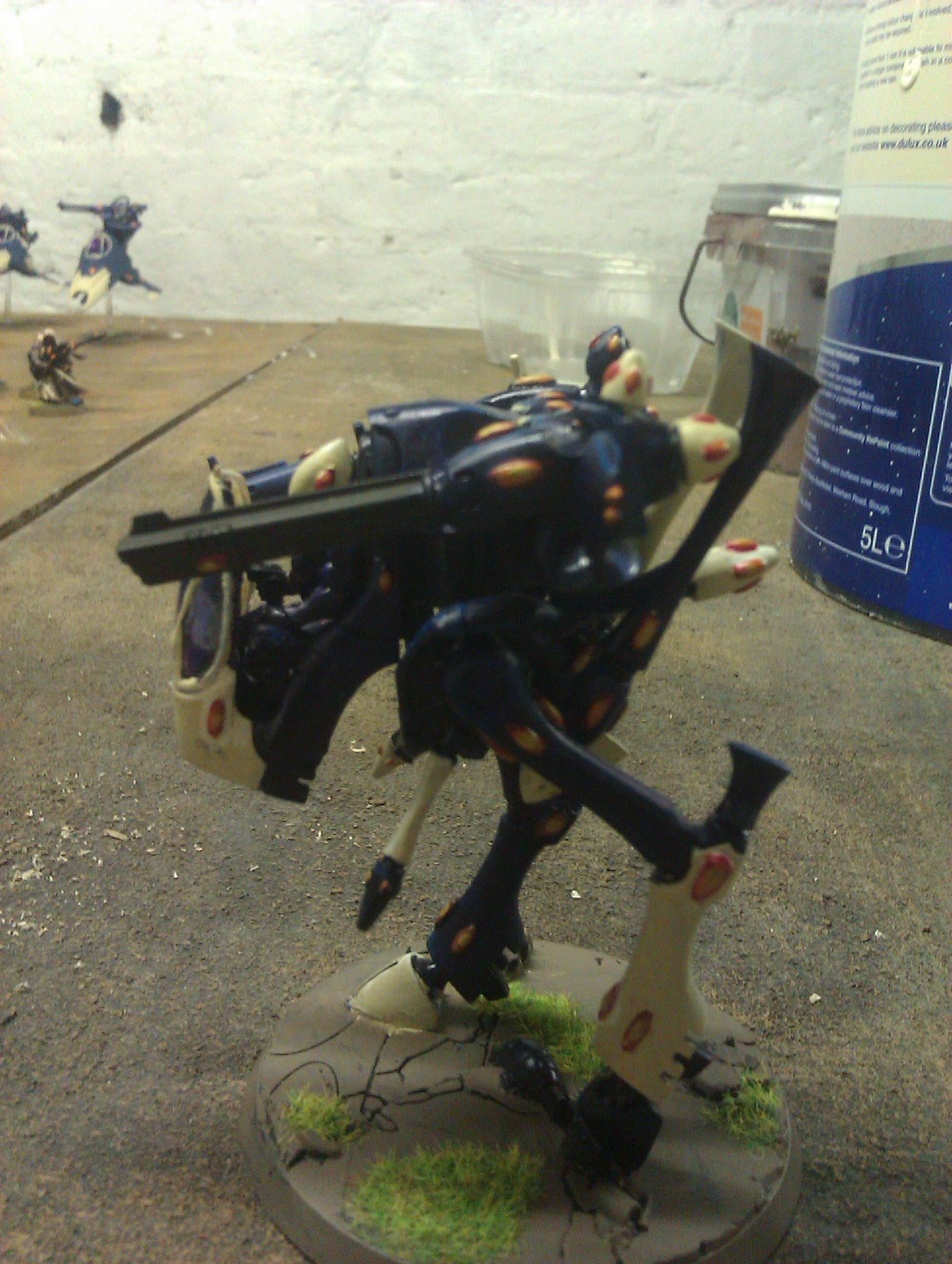 Eldar, War Walker, Warhammer 40,000