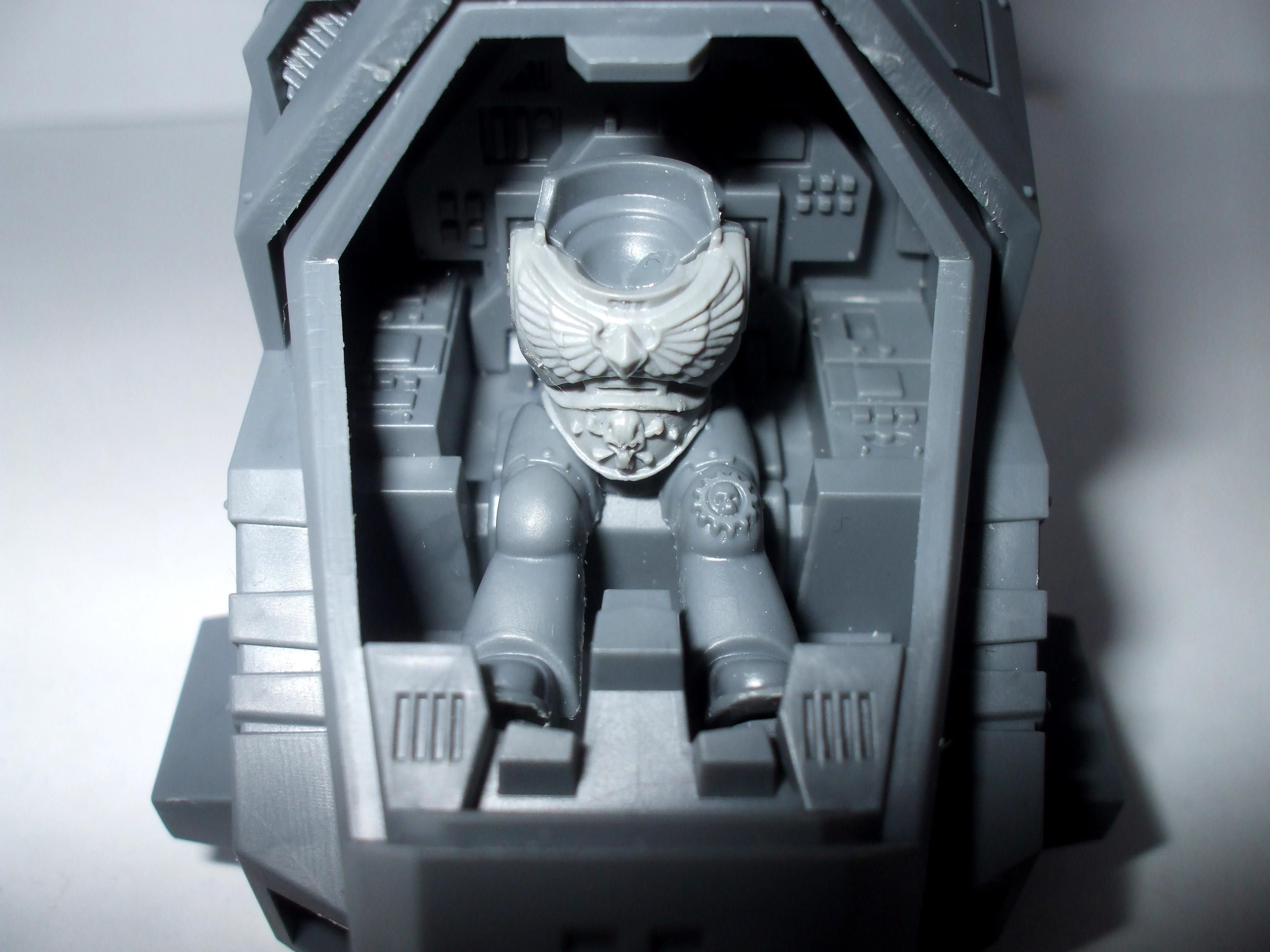 Spacewolf, Stormtalon