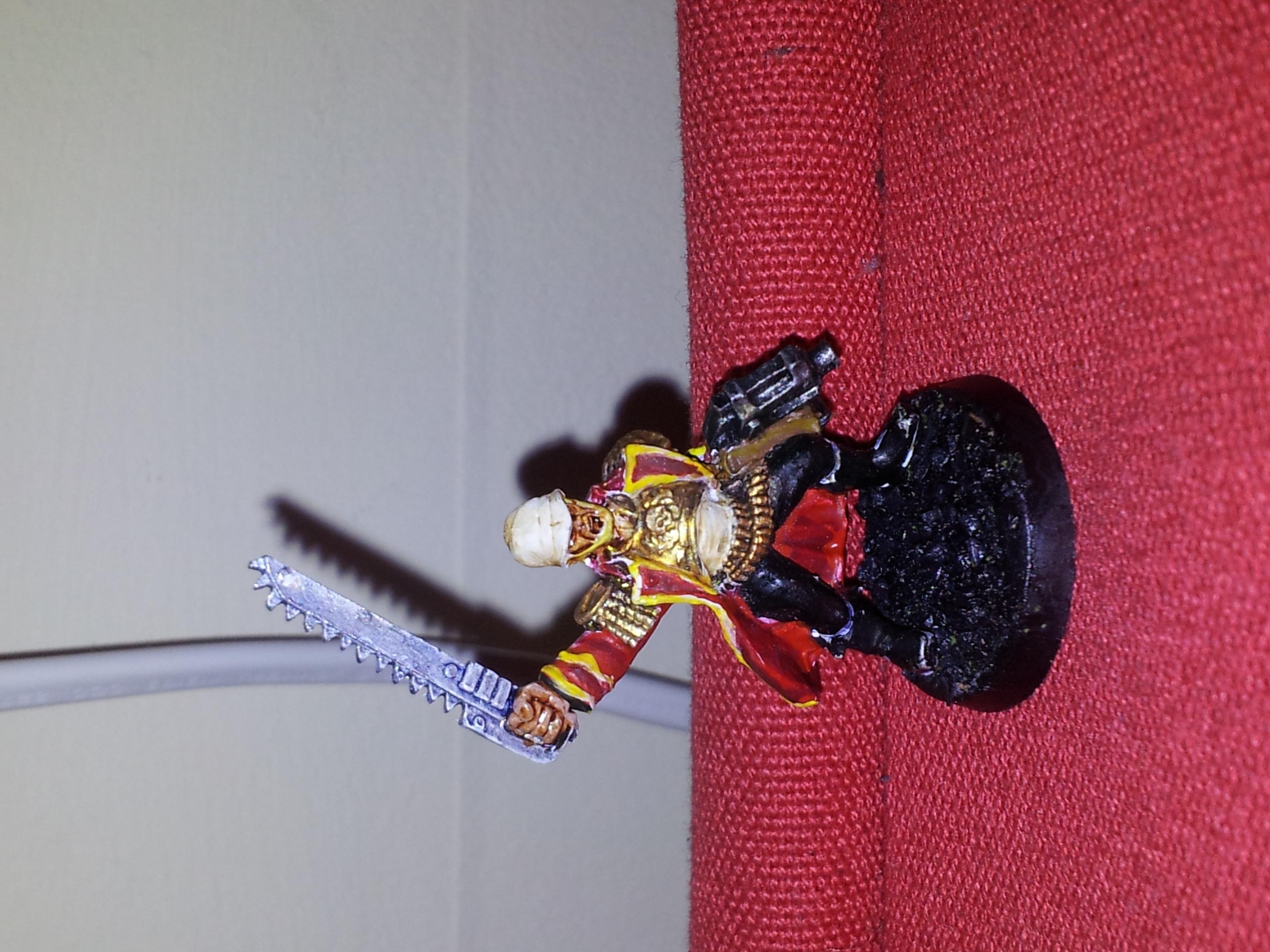 Imperial Guard, Lt for guard army