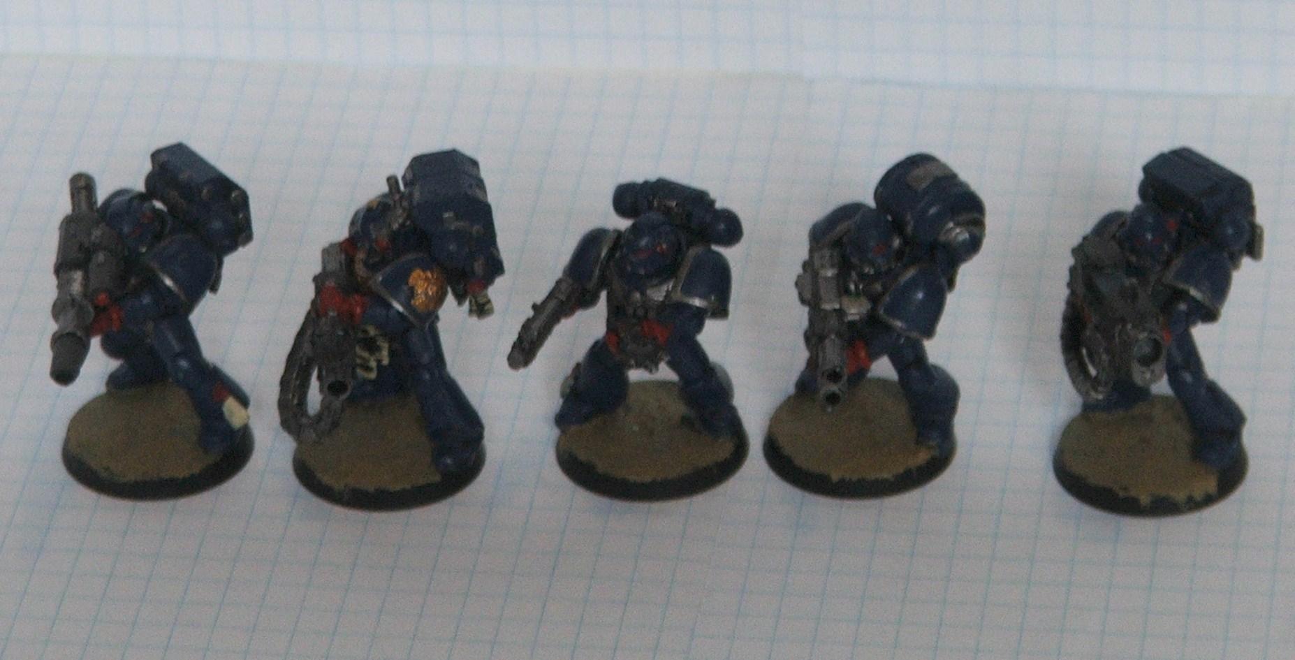 Devastator squad Balir