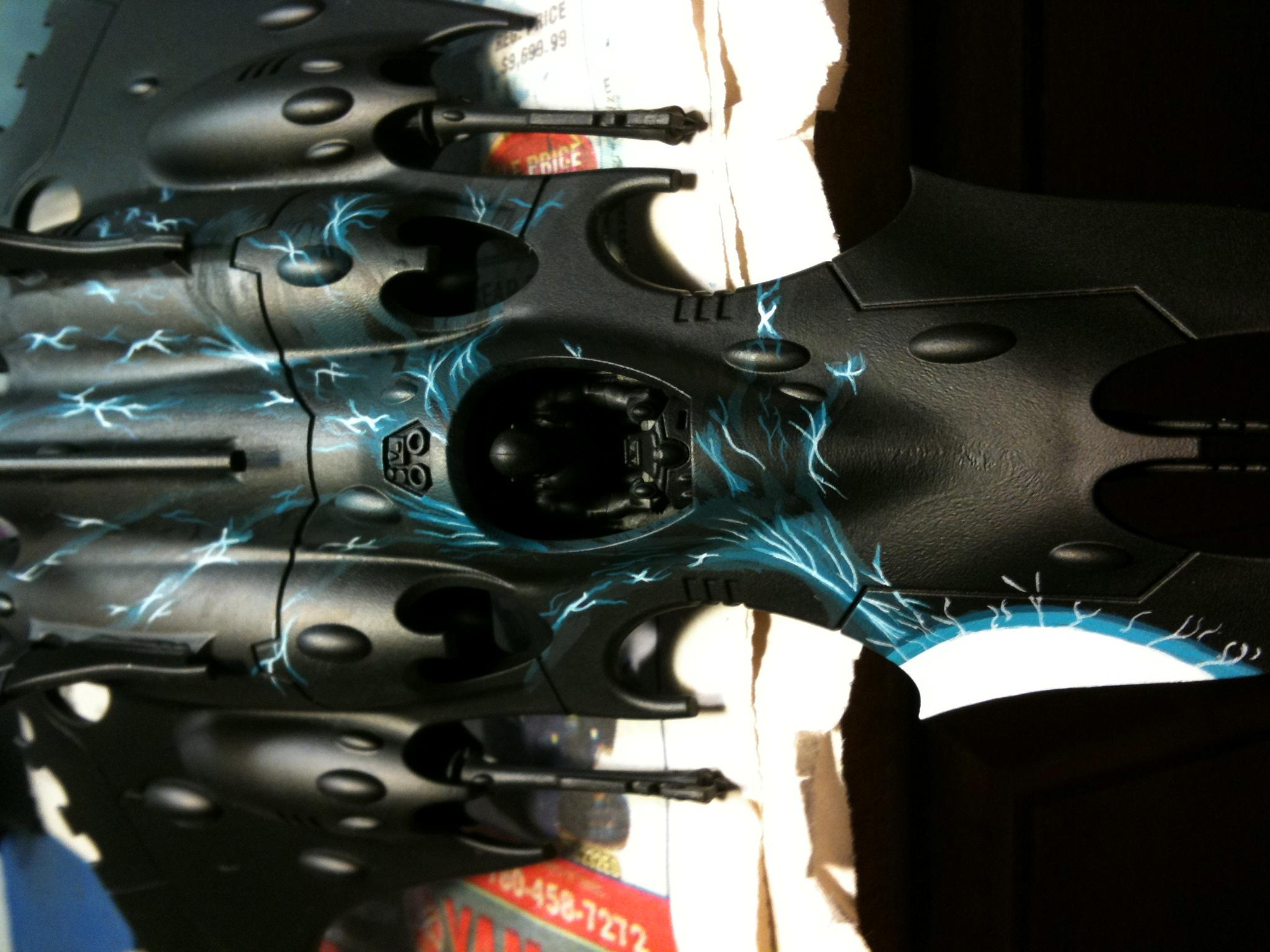 Dark Eldar, Razorwing, Razorwing Jetfighter