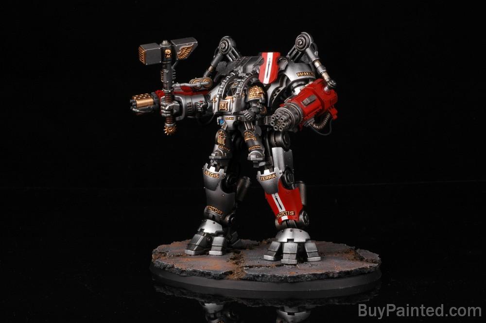 Buypainted, Dreadknight, Grey Knights, Warhammer 40,000