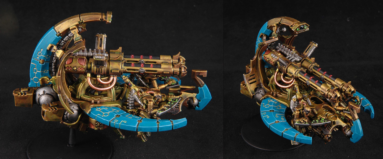 Annihilation Barge, Necrons, Warhammer 40,000