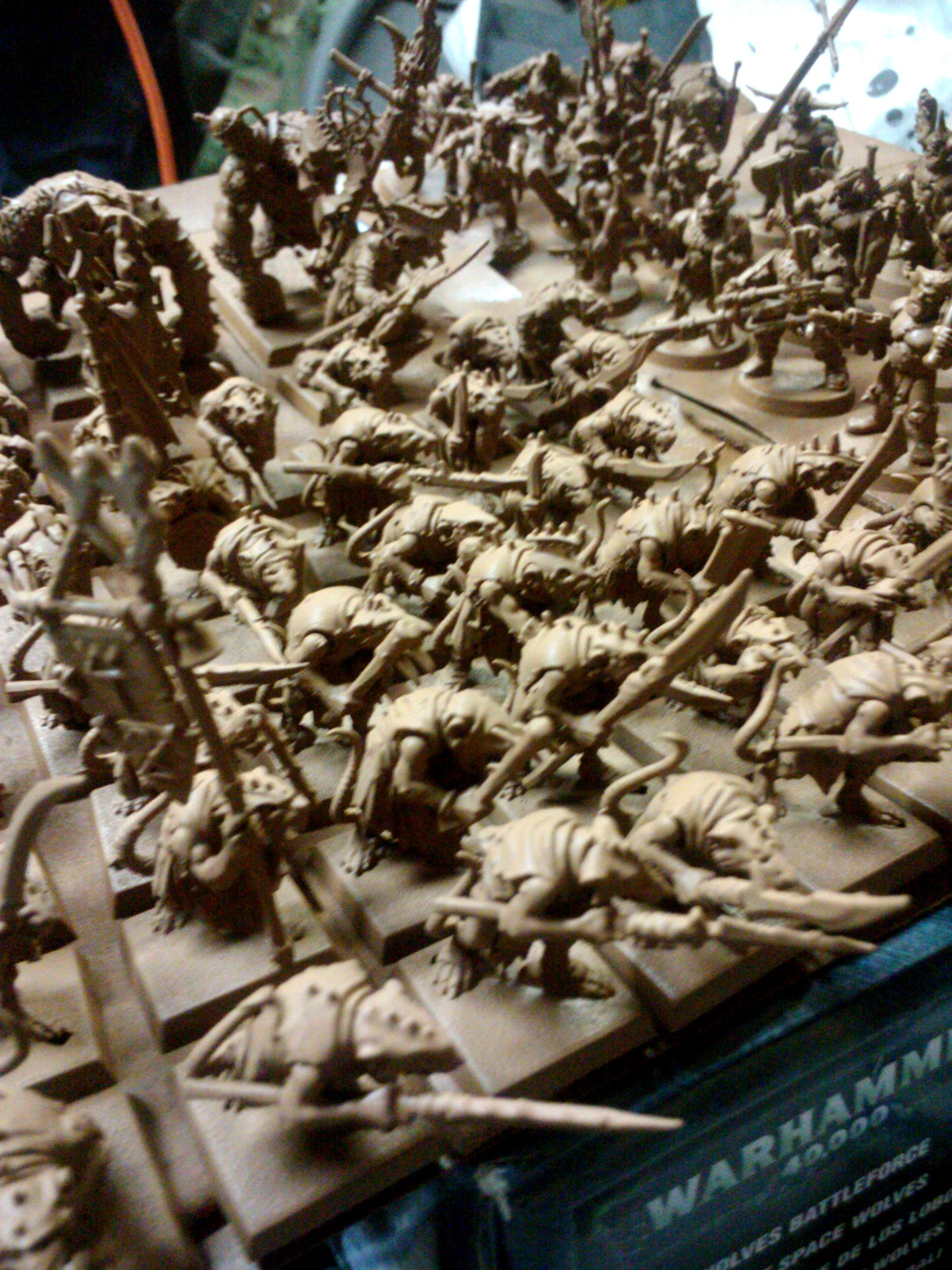 Build, Conversion, Games Workshop, Painting, Rat, Skaven, Warhammer Fantasy