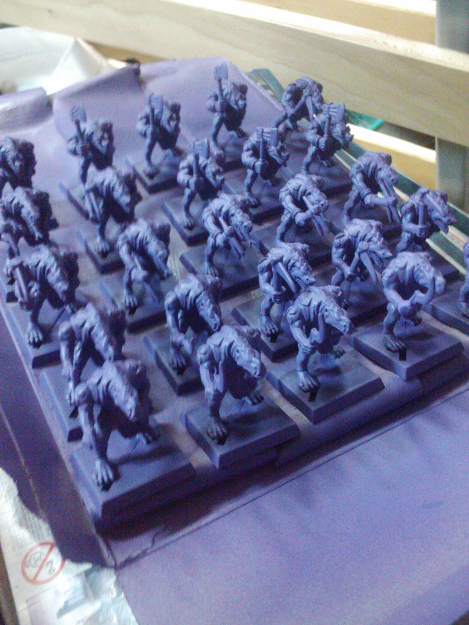 Build, Conversion, Games Workshop, Lizard, Lizardmen, Painting, Warhammer Fantasy