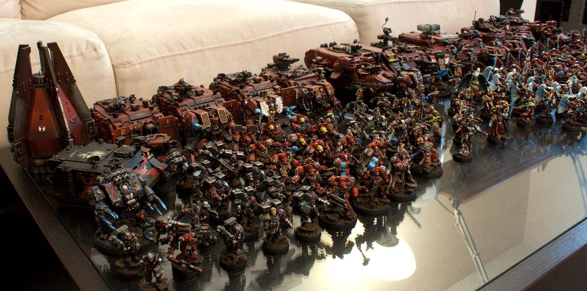 Army, Blood Angels, Space Marines, Warhammer 40,000