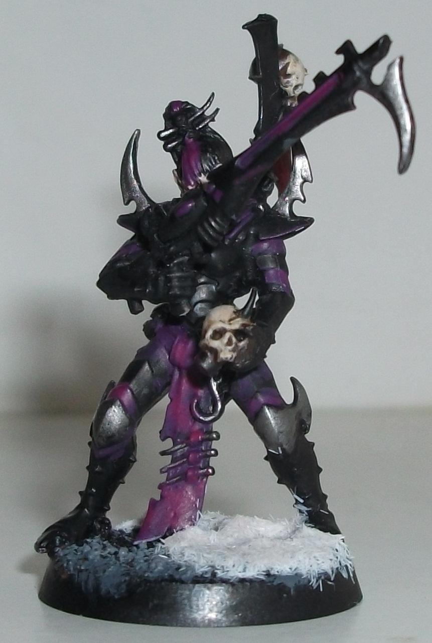 Dark Eldar, Kabalite Warrior, Sybarite, Warhammer 40,000