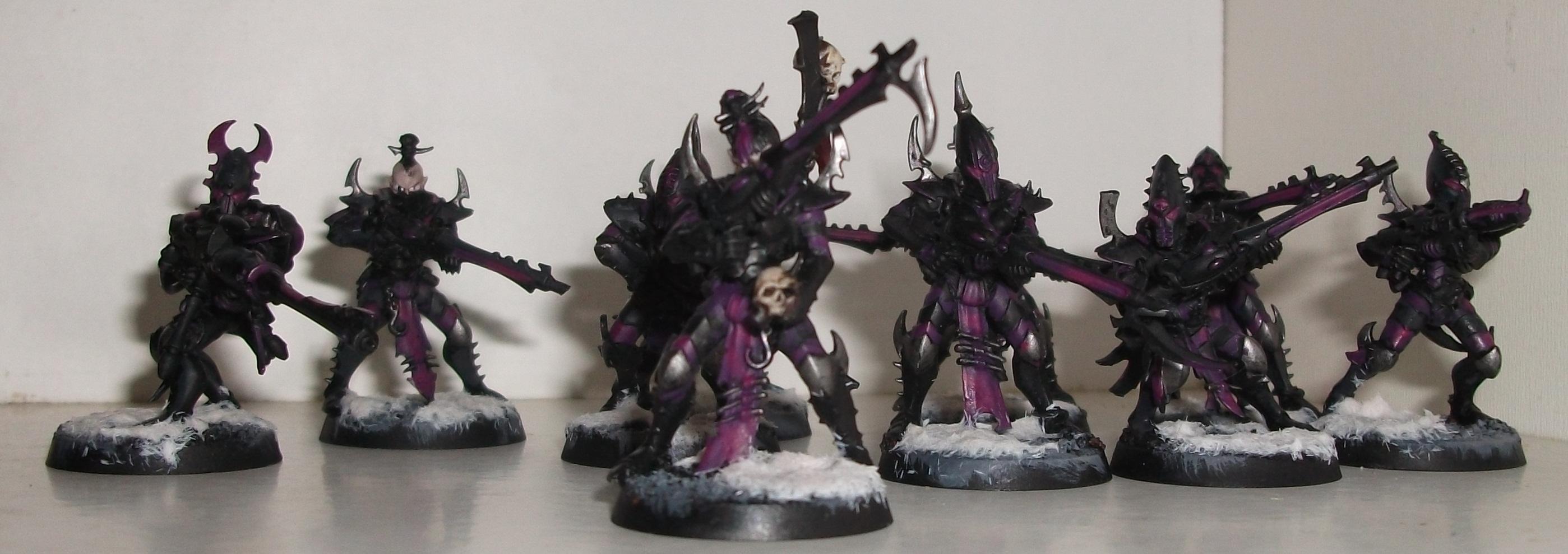Dark Eldar, Kabalite Warrior, Squad, Warhammer 40,000