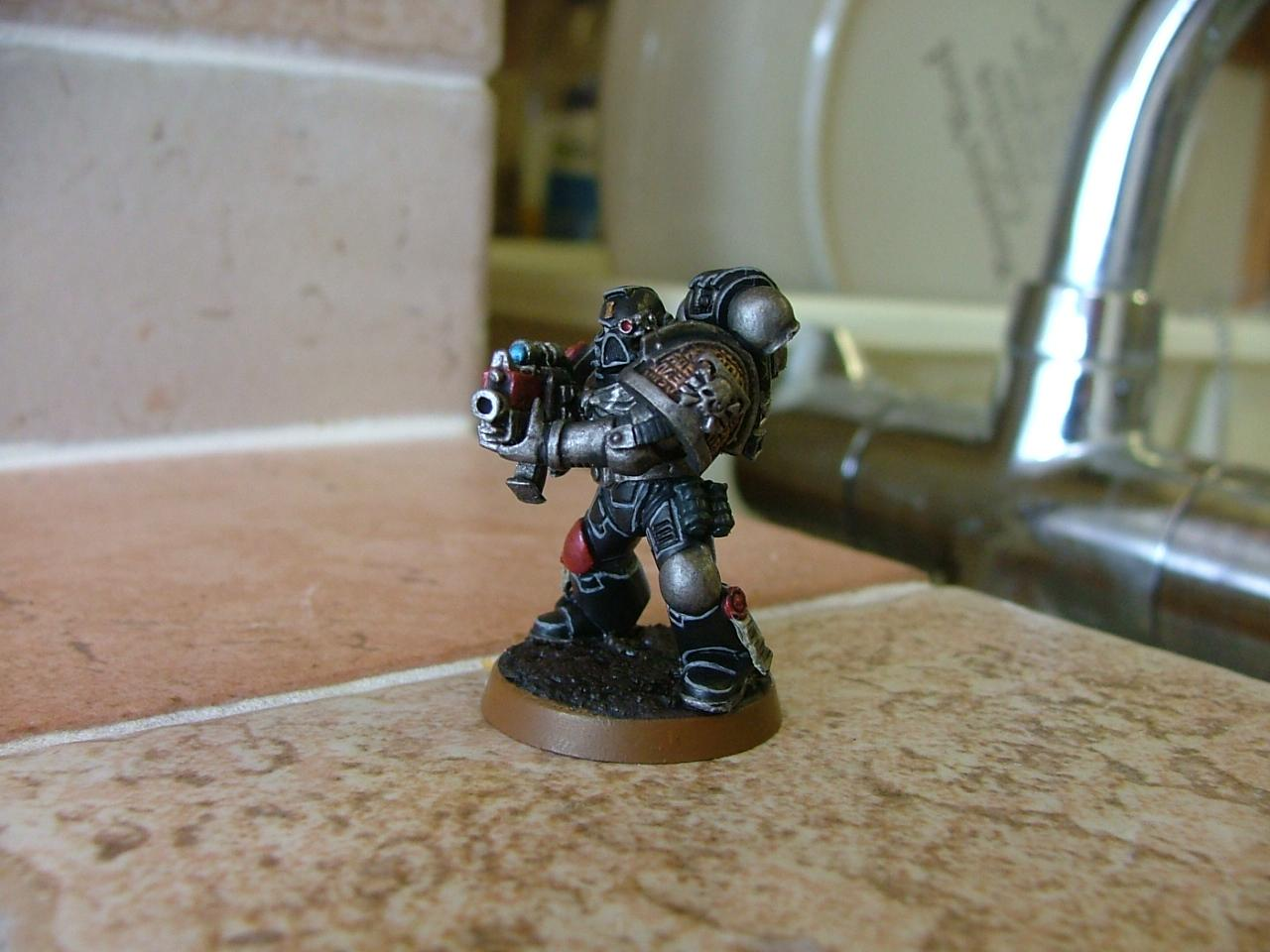 Death watch marine