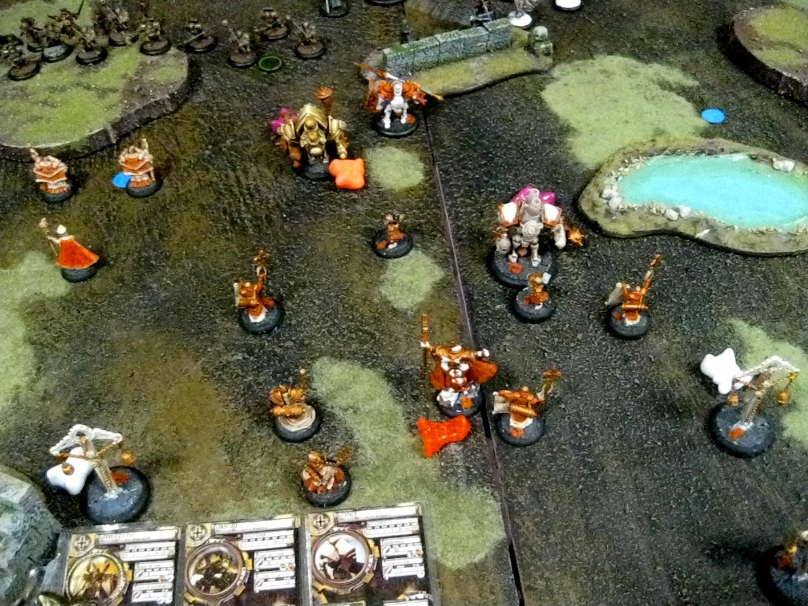 Nett, Team, Tournament, Warmachine