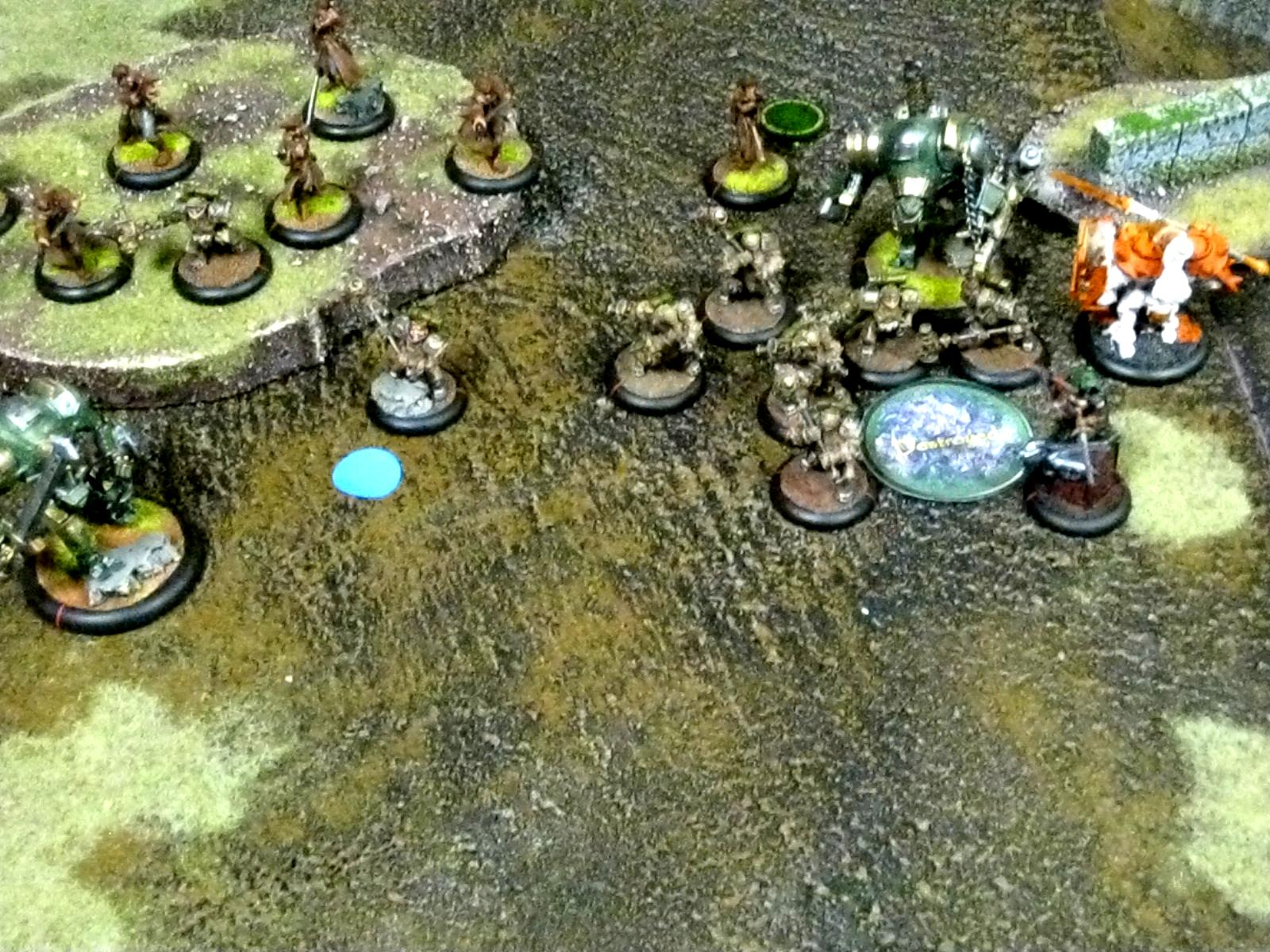Nett, Team, Tournament, Warmachine