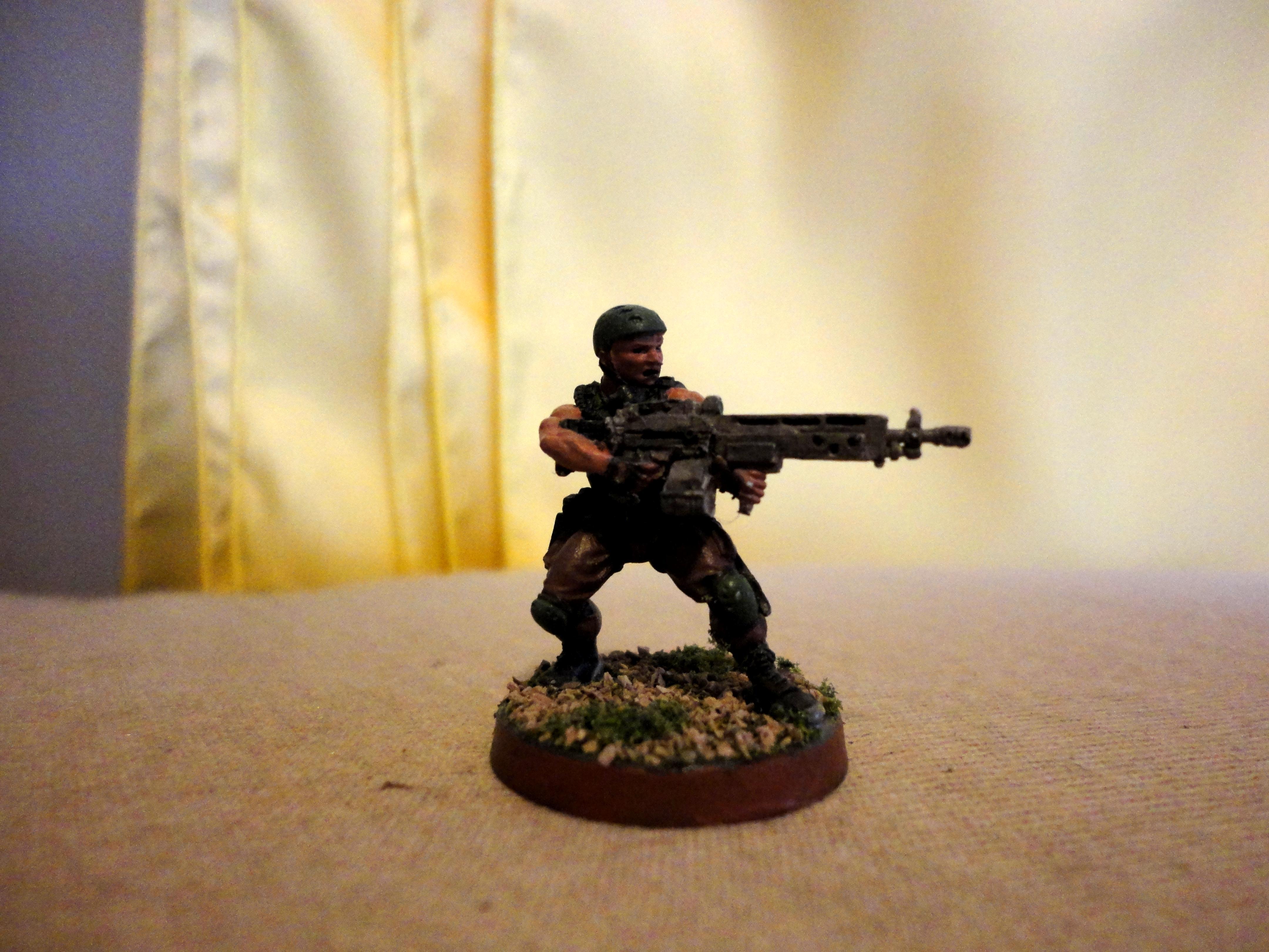 Para-commando